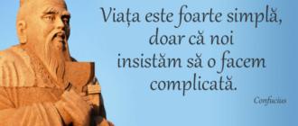 14 citate înțelepte ale lui Confucius