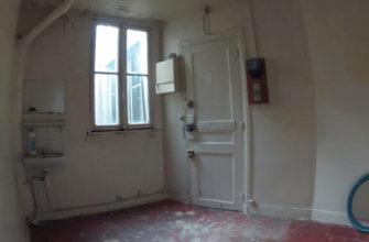 A cumpărat un apartament de doar 8 m.p. Nu ai să crezi în ce l-a transformat!