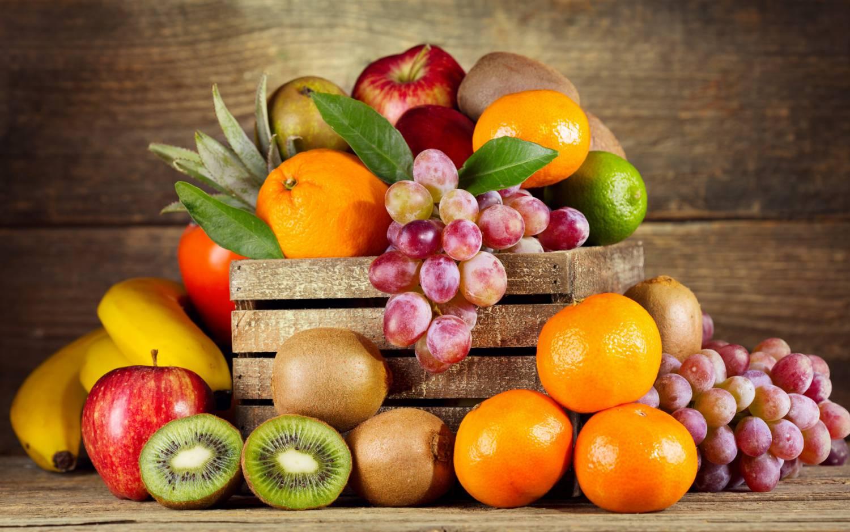 fructe dupa mancare