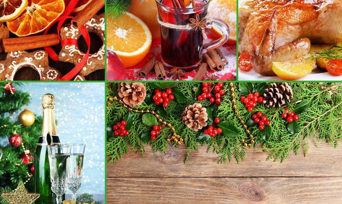 4 idei pentru masa de Crăciun