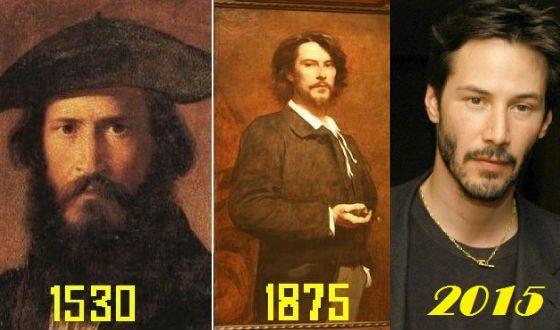Keanu Reeves nemuritor