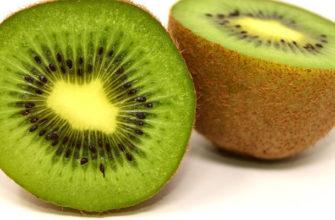 cum sa curati kiwi