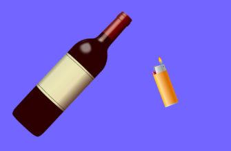 Cum deschizi o sticlă de vin cu ajutorul unei brichete