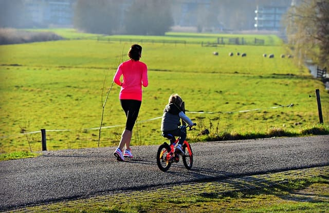 alergare pentru un creier sănătos
